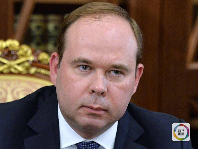 """俄罗斯总统办公厅新主任瓦伊诺。(图片来源:新华/""""卫星""""社)"""