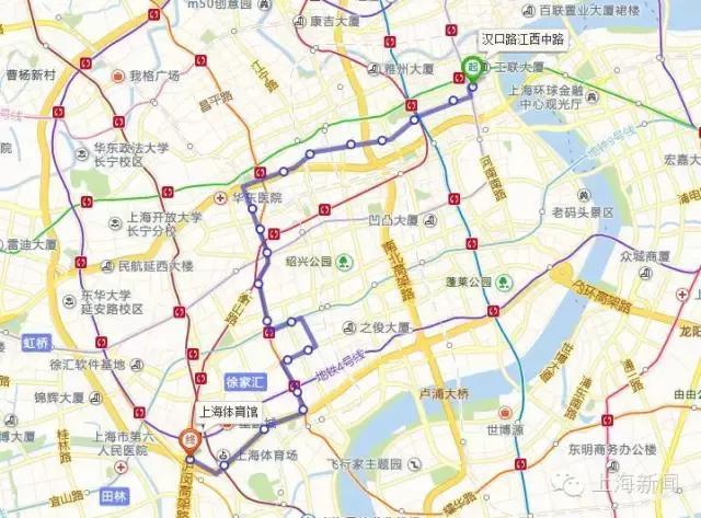 """上海公交线路""""十宗最"""""""