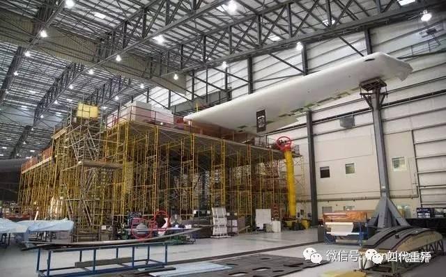 美国造世界最大飞机超越安2
