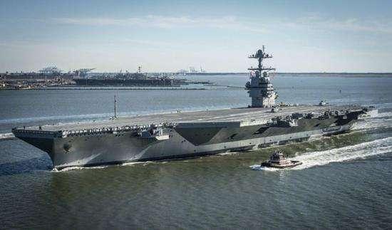 美10万吨核动力航母有一重大缺陷 若解决不好只