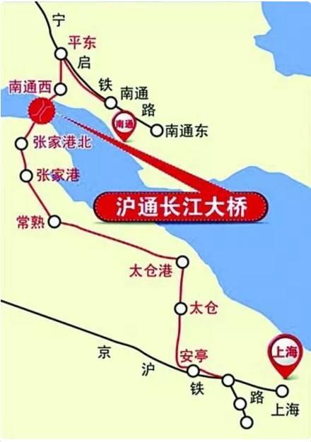 上海到南通更方便!沪通大桥天生港航道桥主拱合龙,2019年竣工