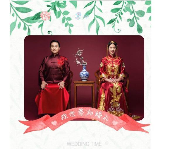 惠若琪婚纱照曝光 一起开启婚礼倒计时模式吧