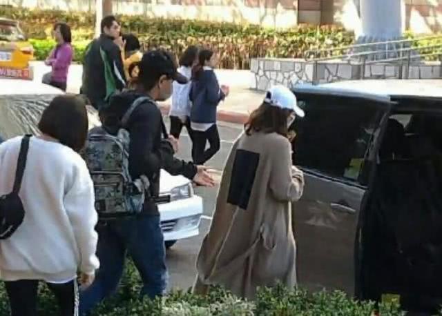 刘诗诗预产期5月份生小宝宝 吴奇隆开始当奶爸做男保姆