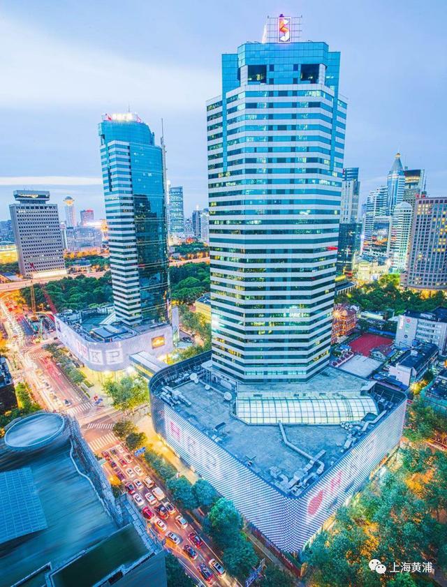 淮海路调整再加速!香港广场全面升级