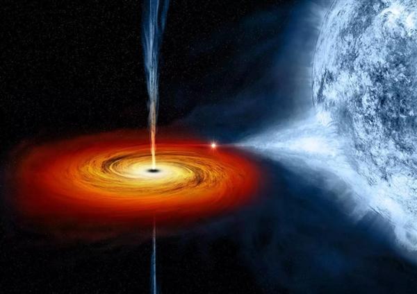 美的震撼人心!NASA绘制迄今最精确黑洞图像