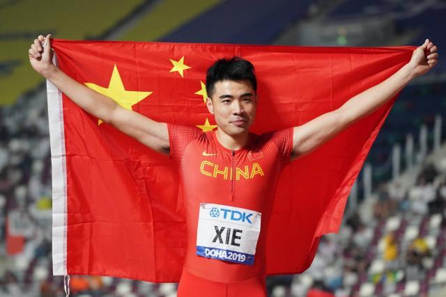 世锦赛谢文骏第4 中国选手时隔八年再次进入世锦赛决赛