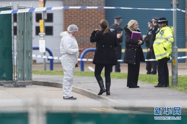 可怕!英国货车惊现39具尸体,目前还不知受害者的身份