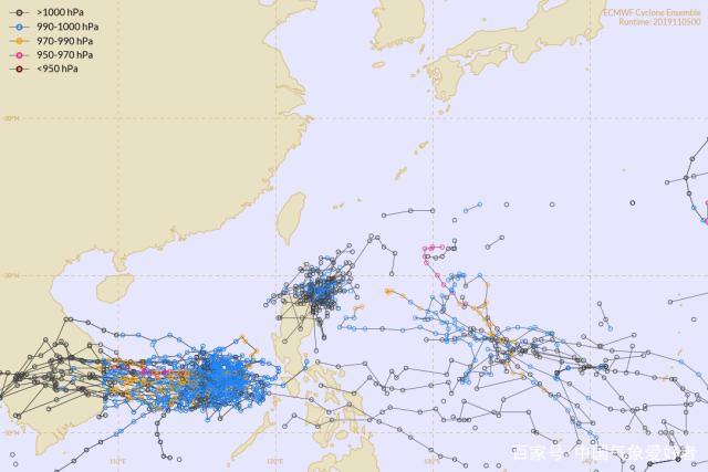台风路径实时发布系统最新消息:24号台风娜基莉生成