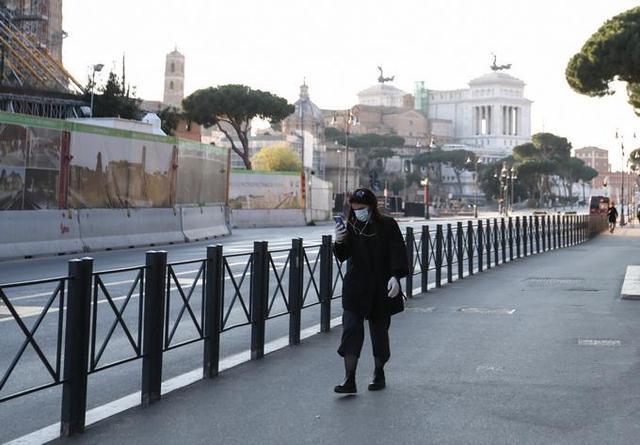 意大利新增4207例