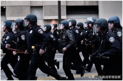 为防特朗普发动军事政变,华盛顿进入紧急状态,不排除爆发内战