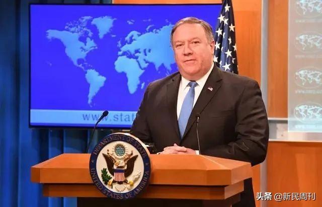 """乱!美国务院网站信息:""""特朗普总统的职务已终止"""",然而他还签署了新的总统令!"""