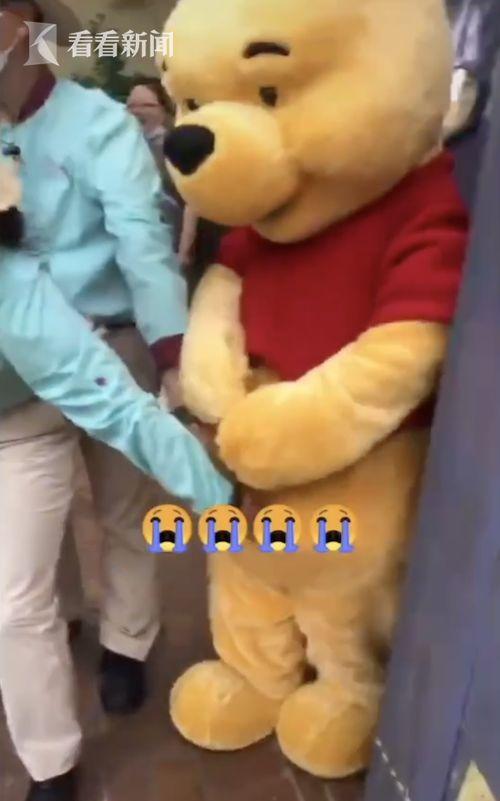 《【星图代理平台】上海迪士尼噗噗熊被打 孩子父亲:为何盯着孩子不放》