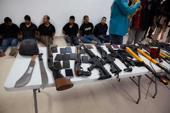 古巴大游行背后不简单,委内瑞拉街头枪战有内幕,海地总统凶手是美国人