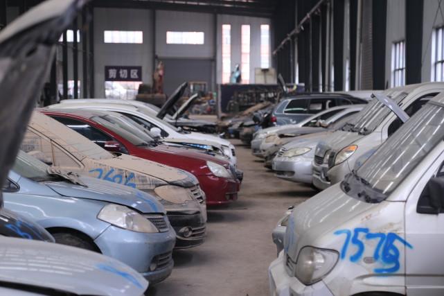 郑州的泡水车都去哪儿了?记者探访 网拍宝马X3仅卖13万