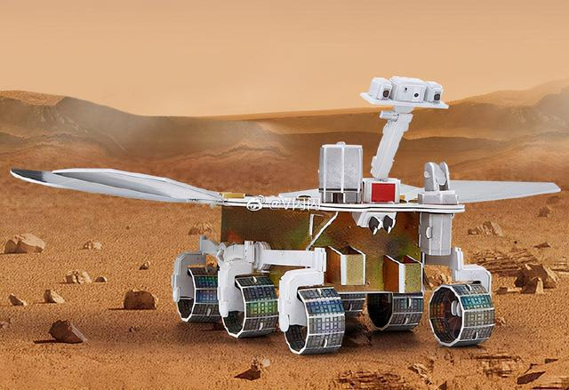 《【星图平台网站】国庆假期火星车也放假 比我们假期还长》