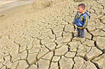 西南大旱,几千万人饮水困难 - wwwyyy008009 - 有看风景的心情,自然就有看不完的风景