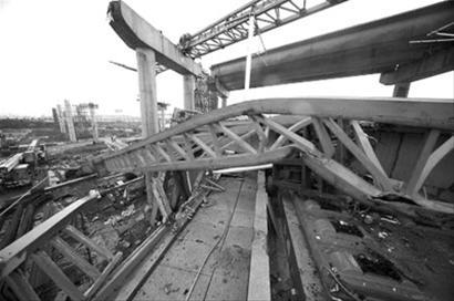晋州电视塔倒塌案一审