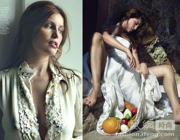 法国顶级美女拉蒂迪亚