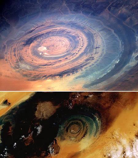 奇妙世界:10大地质奇迹 - lichanghai40 - 昌海的蓝色海滩