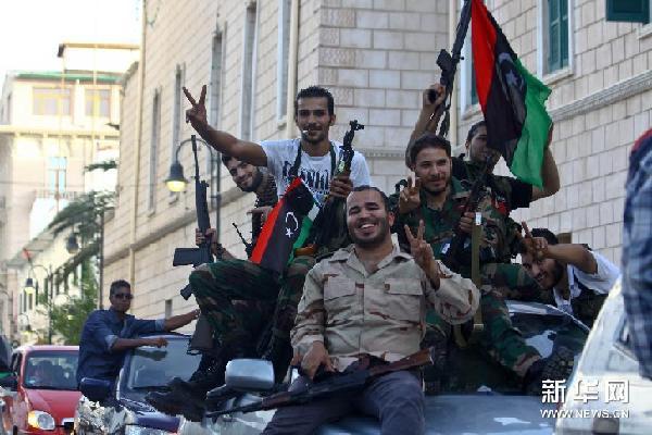 卡扎菲之死,谁最受益