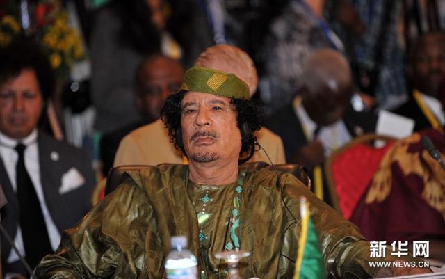 卡扎菲之死的10大疑问