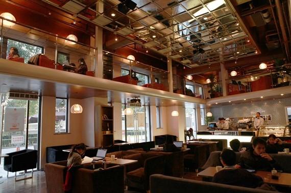 上海咖啡馆_旅游资讯_南京康辉国际旅行社