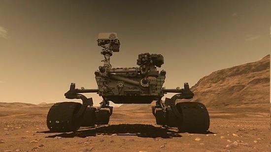 好奇号火星任务完整模拟动画