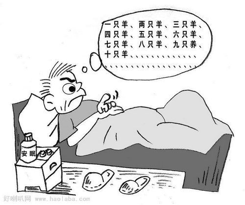 睡觉时不要看表;睡前不要喝太多水,不要吃太饱;避免饮酒和含咖啡因的图片