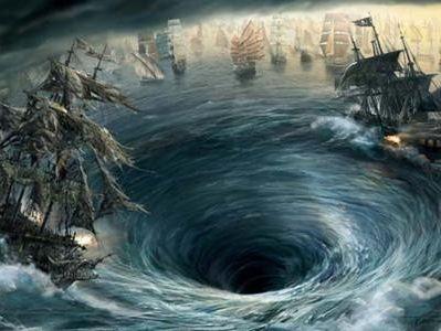 科学家发现海底金字塔