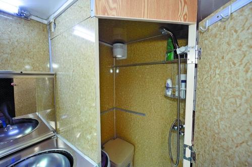 卫生间和淋浴房 cfp供图 l 高清图片