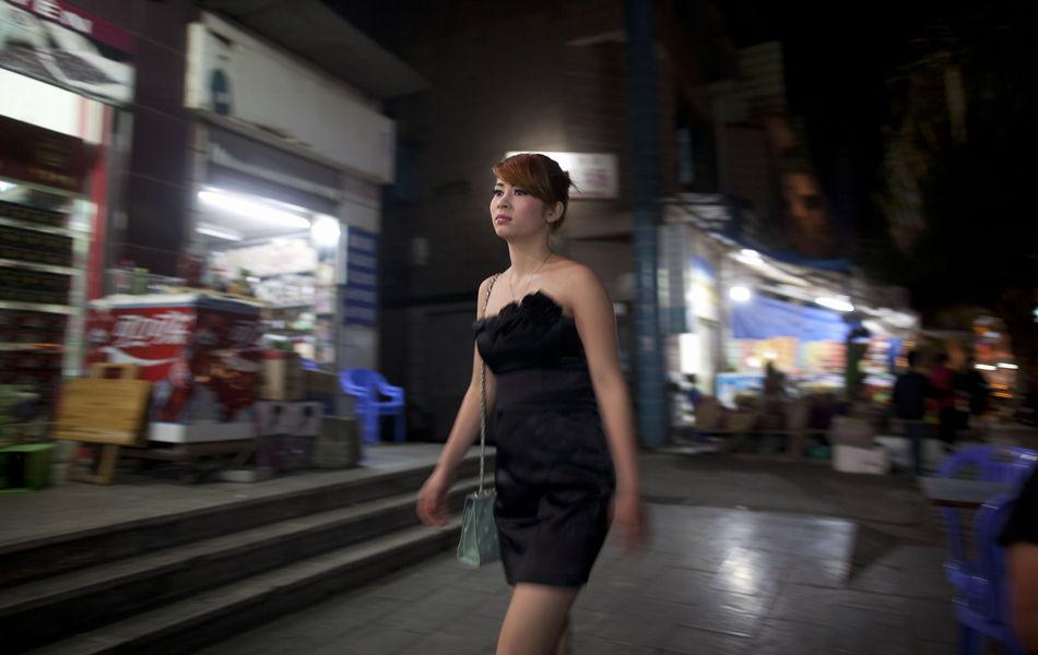 云南河口越南妹_云南边境越南女孩图片