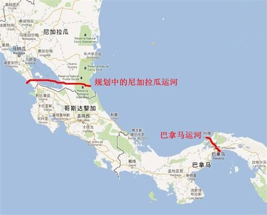 上海热线新闻频道-- 俄罗斯欲同中国共同建设尼加拉瓜运河