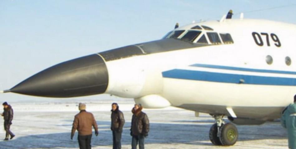 运-8雷达验证飞机
