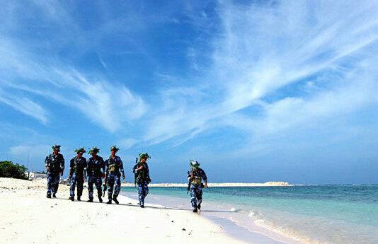外媒披露中国南沙拓恳细节:并未修建人工岛