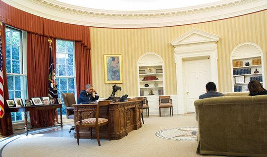 白宫内部人士谈空袭:害怕出现