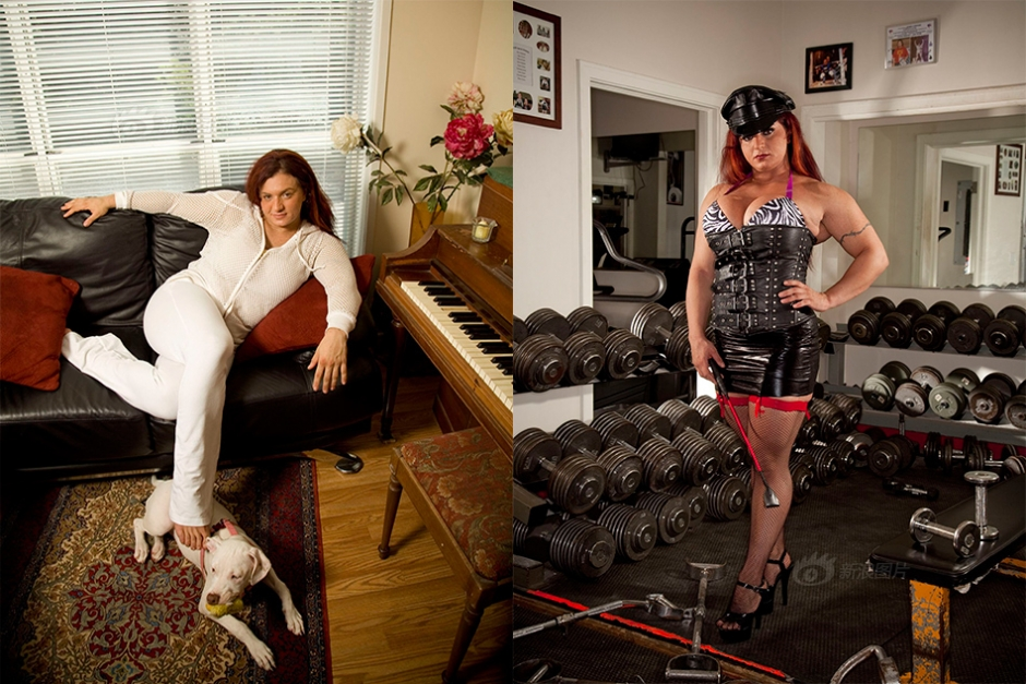探访换妻俱乐部成员 家中挖地牢性虐邻居老婆图片