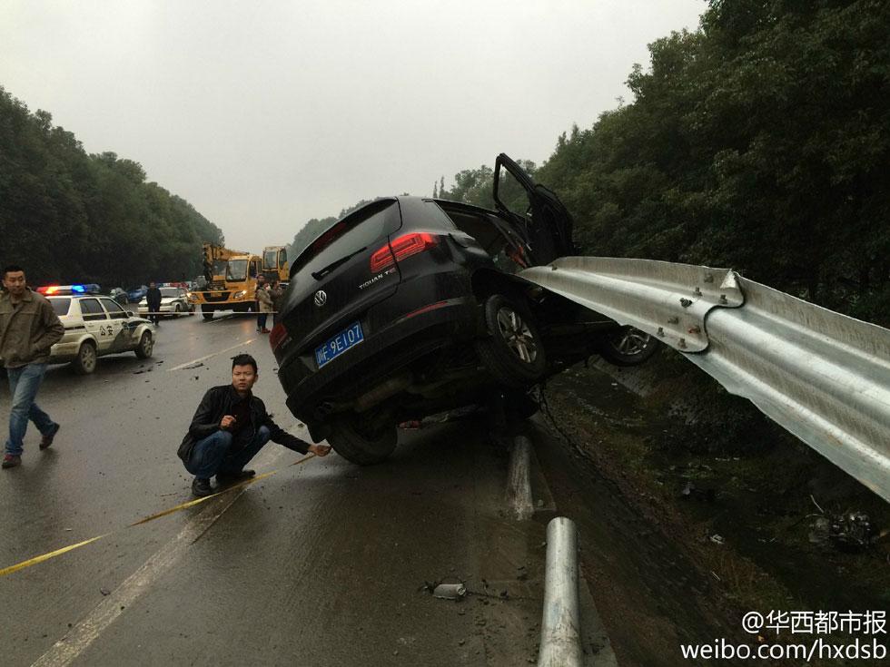 开车撞人后怎么办?