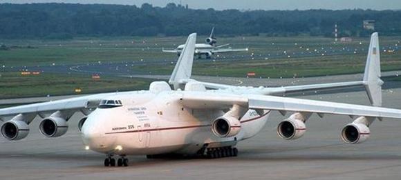 安225在中国生产:世界最大飞机生产线落户陕西