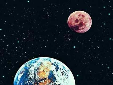 地球与月球距离慢慢变远