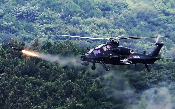 详解中国研制隐身武装直升机:需实现目视隐身