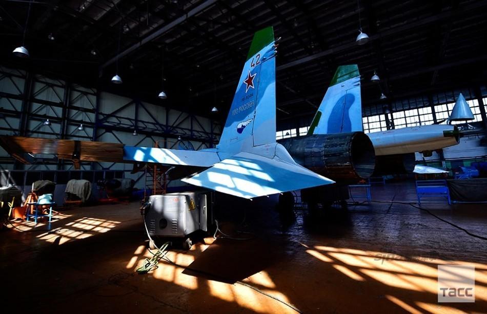 俄罗斯滨海边疆区第322飞机修理厂是俄罗斯在远东