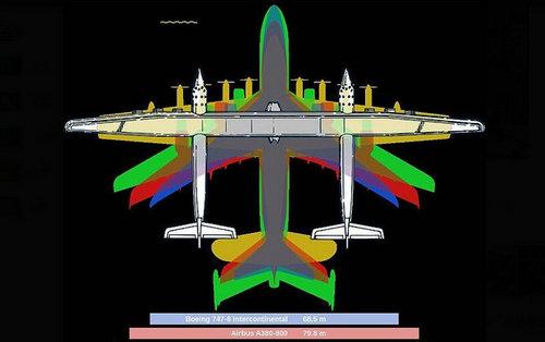 休斯飞机和波音