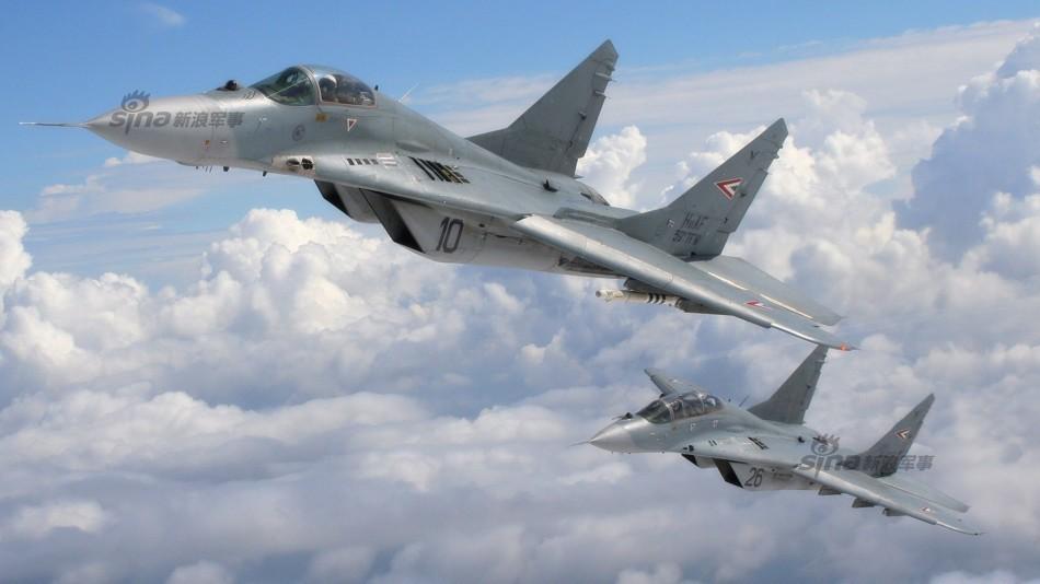 在战斗机,运输机,直升机等领域都处于世界前列