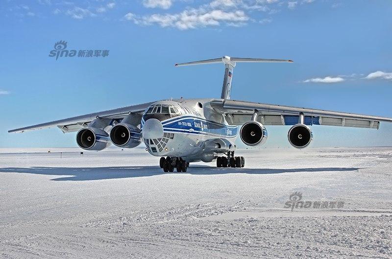 近日,随着俄罗斯开始生产新一代运输机伊尔476,而随之一系列的试验