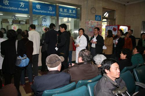 上海实现公立医院药品零加成 分三轮降低药品加成率