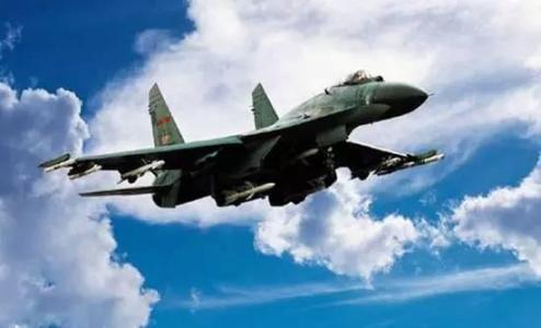 出歼-15sd双座电子战飞机