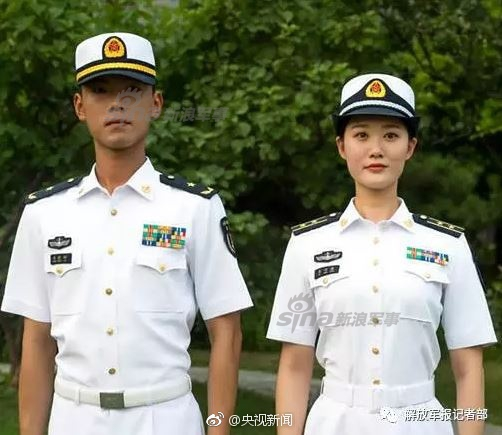 解放军将启用夏常服帽突出中国元素