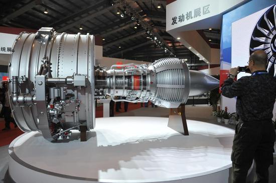 中国航空发动机新材料有多牛 承受117吨重量不变形
