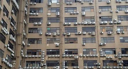这样的楼房大家想去住吗?