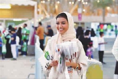外国女性游客今年起可入境沙特